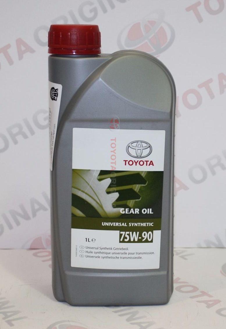 toyota акпп 2009 a4b-d масло