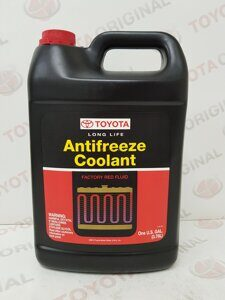 Antifreeze Toyota Coolant Red 002721LLAC 3 78L USA