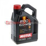 Моторное масло MOTUL 104257 8100 ECO-nergy 5W-30 ,4 литров