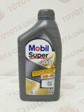 Моторное масло Mobil Super 3000 X1 5W-40, 1л
